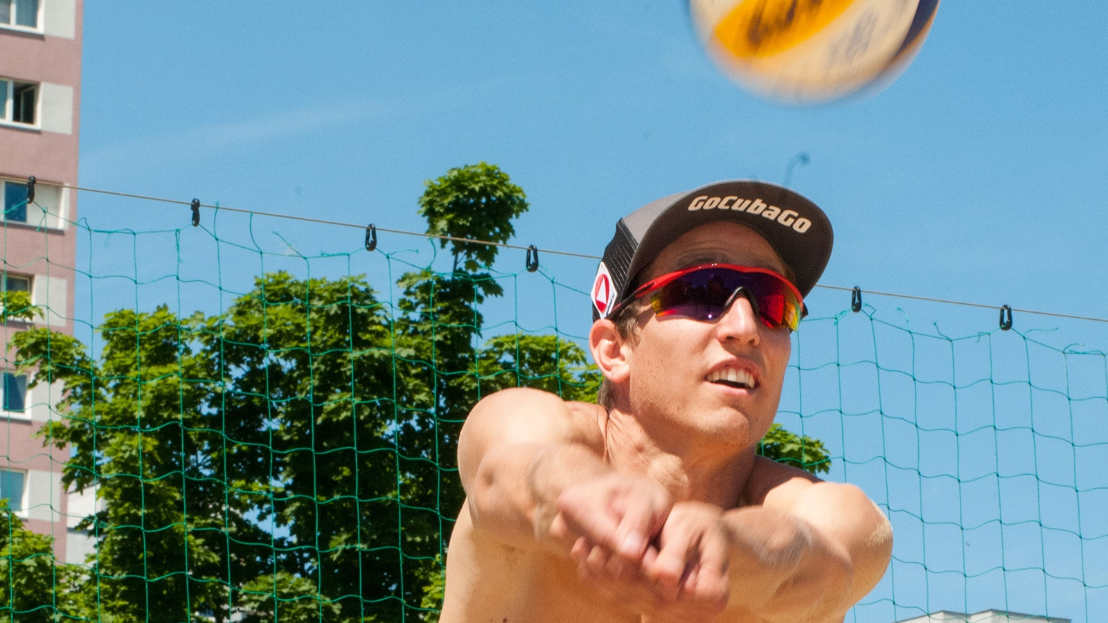 Sponsoring Go Cuba Go - Beachvolleyball-Team Winter-Hörl | 2019 (Julian Hörl) © Team Winter Hörl