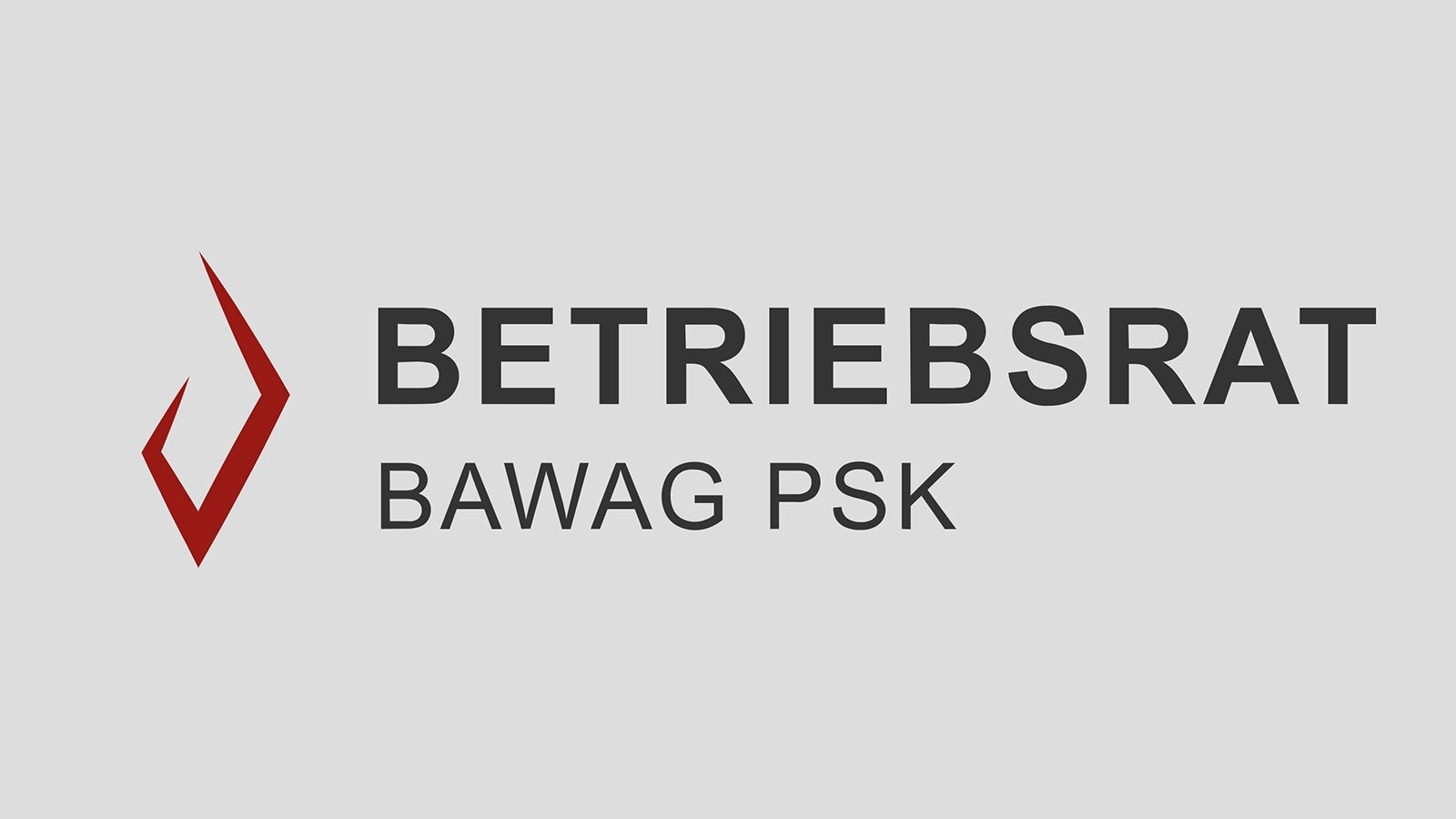 BAWAG PSK Betriebsrat | bawagpsk-betriebsrat.at | 2017 (Logo) © echonet communication